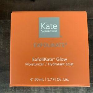 Kate Somerville glow moisturizer